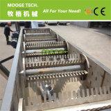 HDPE-LDPE-überschüssiger Plastik DES PET-pp., der Maschinenzeile aufbereitend sich wäscht