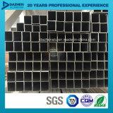 OEM ODM Perfil de aluminio industrial con molino anodizado terminado