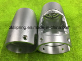 Torno horizontal del CNC de la alta calidad para mecanizar la pieza de la fábrica de la ISO