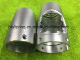 Torno horizontal do CNC da alta qualidade para a parte fazendo à máquina da fábrica do ISO