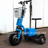 500W Three Wheels Mobility E Scooter Ginger Roadpet avec Ce