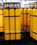 Баллоны СО2 гелия аргона безшовной стали 40 литров