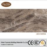 Couleur glacée Polished Superbe-Mince de pierre de tuile de brame de porcelaine d'étage ou de mur