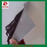 Hoja flexible del PVC del plástico
