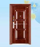 Изготовление двери обеспеченностью Китая двери высокого качества стальное (Fd-515)