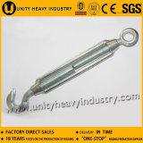 Type commercial tourillon de la Chine d'acier de fonte malléable