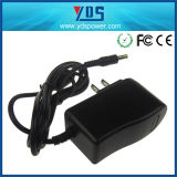Yus123A私達Plug 12V 3A 5.5*2.5 Wall Plugin Charger