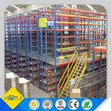倉庫のための産業鋼鉄中二階ラック