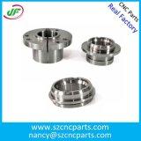 Peça fazendo à máquina do CNC da precisão do aço inoxidável para o equipamento de produção