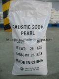 Commestibile della perla della soda caustica del rifornimento della fabbrica/del fiocco 99%