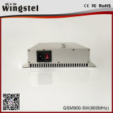 안테나를 가진 강력한 37dBm 5000m2 GSM990 5W 900MHz 이동할 수 있는 신호 중계기