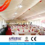 tienda del partido del hombro de la decoración del lujo de los 20X50m para 1000 personas