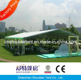 20X50m Luxury Decoration Party Tent Wedding Tent per People 1000