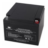 Batterie rechargeable 12V 24ah de cycle profond d'acide de plomb