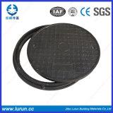 Стандартная крышка люка -лаза D400 Ce FRP SMC BMC составная