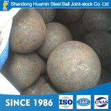 De gesmede Malende Ballen van het Staal voor de Molen van de Bal/Installatie Mining/Cement