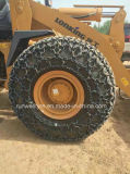 Encadenamiento 17.5-25 de la protección del neumático de OTR 20.5-25 23.5-25