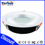 세륨 RoHS High Quality LED 천장 Light Dimmable T-38 COB LED Downlight
