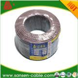 세륨에 의하여 증명서를 주는 PVC 케이블 H03vvh2-F 유연한 방연제 케이블