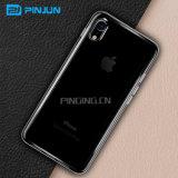 De uiterst dunne Slanke Duidelijke Gevallen van de Telefoon TPU voor iPhone 8 Geval