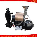 Machine 1kg de torréfaction de grain de café par brûleur de café en lots