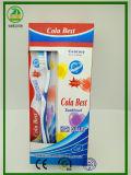 Toothbrush forte de borracha do adulto dos punhos das vendas quentes bom