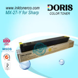 Mx27 Color Copier Toner Mx2300n Mx2700n pour Sharp