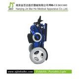 Cadeira de rodas Foldable elétrica sem escova do motor