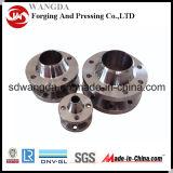 L'acier du carbone de la norme ANSI B16.5 a modifié la bride pour l'usine hydraulique