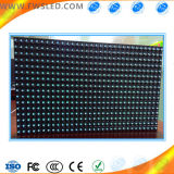 Wasserdichte im Freien blaue Farbe P10 LED-Bildschirmanzeige-Baugruppe