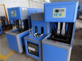 Botella de agua pura semi automática que hace la máquina