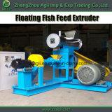 De semi Auto het Voeden Drijvende Machine van de Extruder van de Korrel van het Voer van Vissen