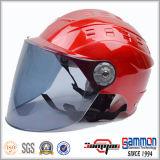 De klassieke Helm van de Motor/half de Helm van de Autoped van het Gezicht (HF318)