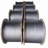 Веревочка веревочки провода Ungalvanized высокуглеродистая стальная