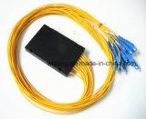 Adaptateur rapide de fibre optique de Sc/APC pour d'intérieur
