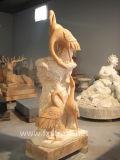 Statua animale/scultura animale pietra/della scultura (BJ-FEIXIANG-0039)