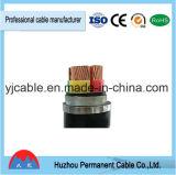 cabo da corrente eléctrica de 4*240+1X120 Yjv22 Yjlv22 0.6-1kv XLPE