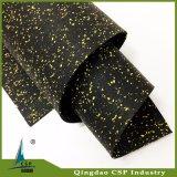 Het kleurrijke Binnen Rubber Vloeren van /Rubber van de Mat van de Gymnastiek Crossfit