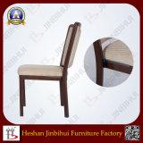 Jinbihui Möbel-Hochleistungs--Bauholz-Korn-Effekt-Gaststätte, die Stuhl (BH-FM8014, speist)