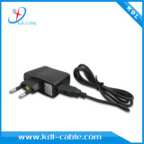 USB europeu Wall Charger de Standard para CCTV Camera