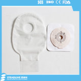 慰めの網ファブリック(SKU2039038)が付いているOstomy小児科の袋の二つの部分から成ったタイプ