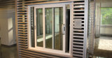 알루미늄 미끄러지는 Windows 및 문