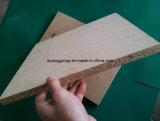 a melamina de madeira da grão de 15mm enfrentou a placa de partícula/cartão para Lipping