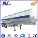 3 Eje de aluminio 52cbm Petróleo Crudo / gasolina / gasolina / combustible Cisterna Camión Utilitario Semirremolque