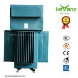 Regulador / estabilizador de tensão CA indutivo de 3 pH para controle de elevador