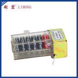 200: 1 contatore di plastica del tester di impulso, contatore del motore di punto