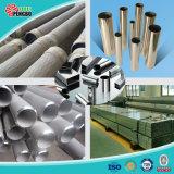 201 304 отполированный сваренный список трубы нержавеющей стали для украшения