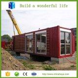 Appartamenti modulari del contenitore prefabbricato da vendere