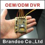 Модель Bd-300 модуля CCTV DVR канала русского языка 1