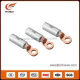 Cal-kupferne bimetallische Kabel-Aluminiumöse